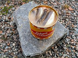 Fermented Herring Snack